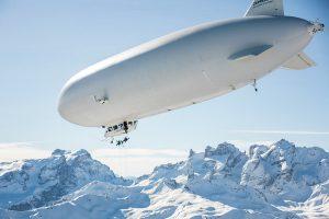 Zeppelin Skiing (Tour Edit)